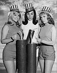 Petticoat Junction sisters 1967.JPG